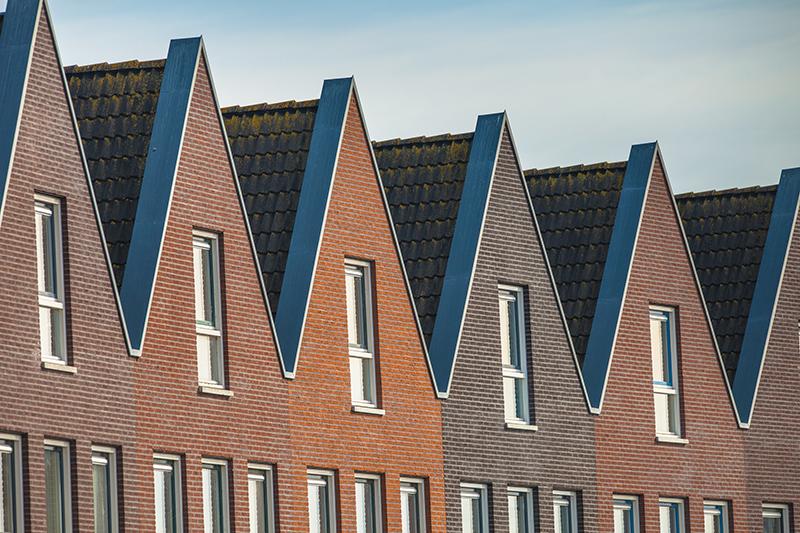 Hoogste aantal nieuwbouwwoningen sinds 2009